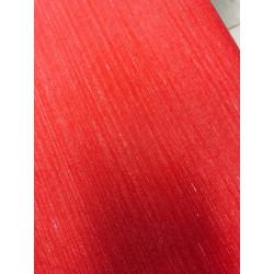 Jogging/sweaterstof rood