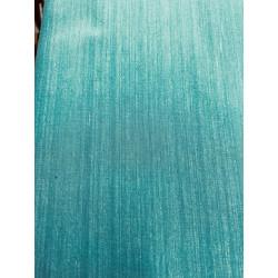 Jogging/sweaterstof turquoise