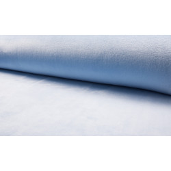 Knuffel fleece licht blauw