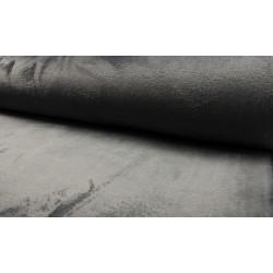 Knuffel fleece grijs