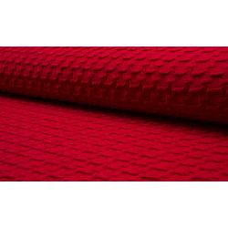 Jacquard  rood