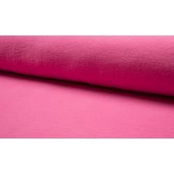 Katoen Fleece roze