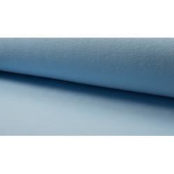 Lambskin Fleece Uni lichtblauw