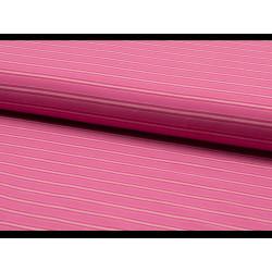 roze/fuchia met lichte streep
