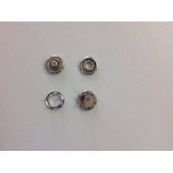 drukknopen 10 mm 25 stuk