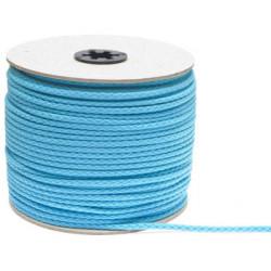 koord 5 mm fel blauw