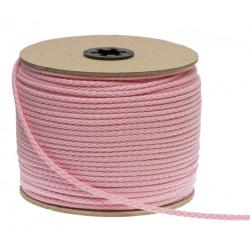 koord 5 mm roze
