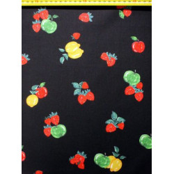 zwart fruit 40 cm breed