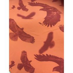 tricot met adelaar roest