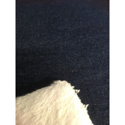 Jeans stretch donkerblauw