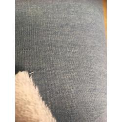 Jeans stretch lichtblauw