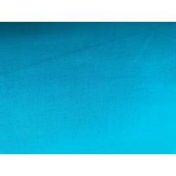 Lakenstof turquoise 2.40 m...